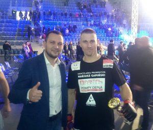 wspiera gale MMA