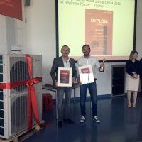 Nagrody za najlepsze wyniki sprzedaży w 2016 roku od firmy Danfoss