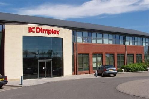 Dystrybucja Dimplex - fabryka
