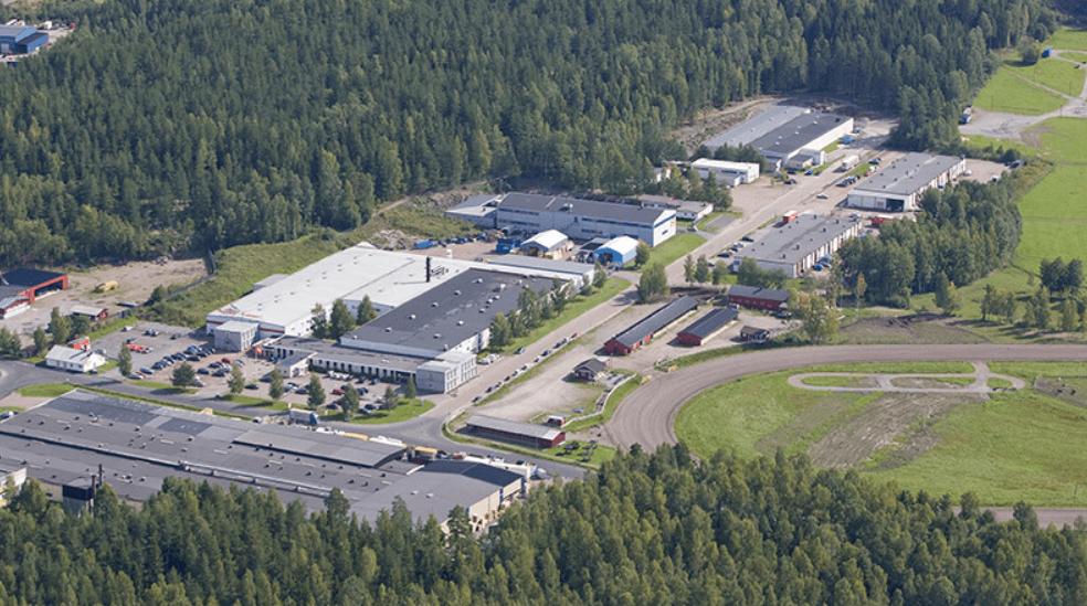 Dystrybucja Thermia - fabryka