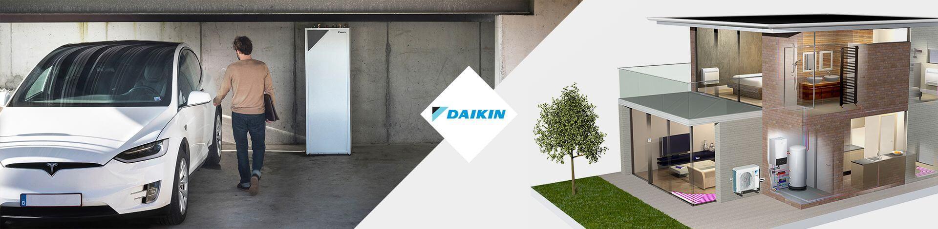 Rozwiązania grzewcze Daikin